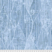 Wide Fabrics - Frequency - Blue