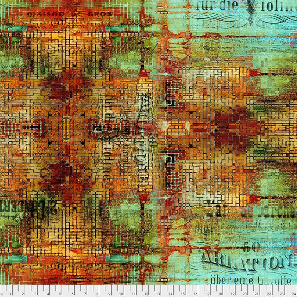 Abandoned Collection by Tim Holtz - Rusted Patina