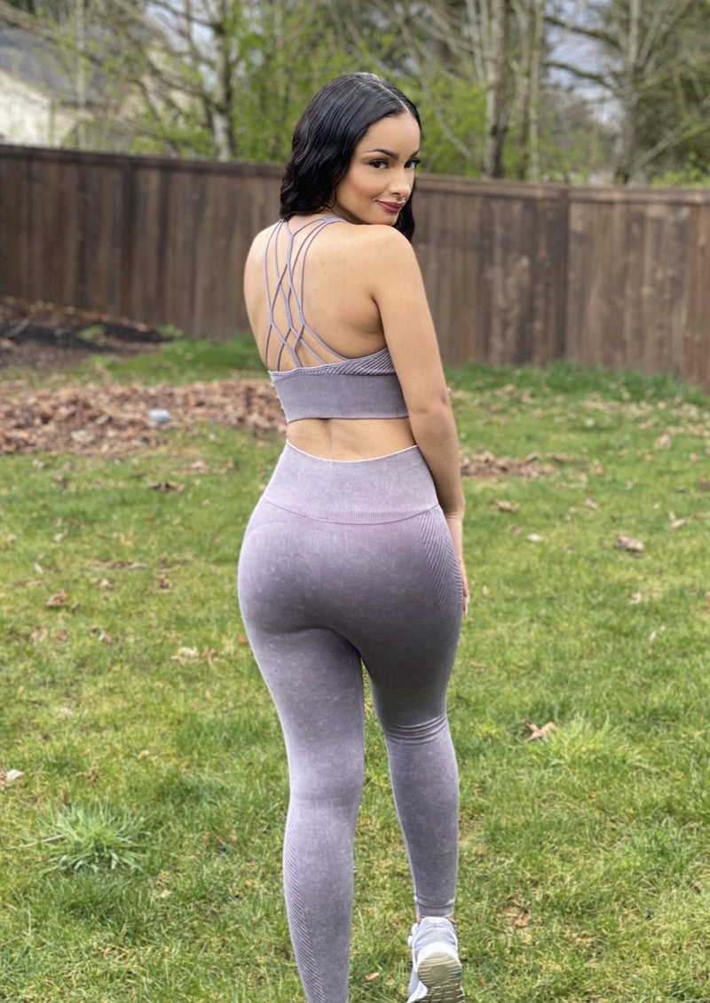 Seamless Activewear Set