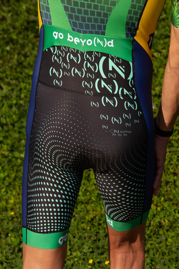 """Patriot"" Hyper Tri Suit (M)"