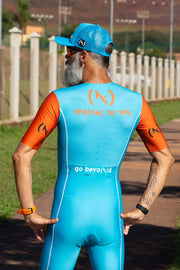 """Power Colors"" Hyper Tri-Suit (M)"