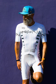 """Stripes and Style"" Hyper Tri-Suit"