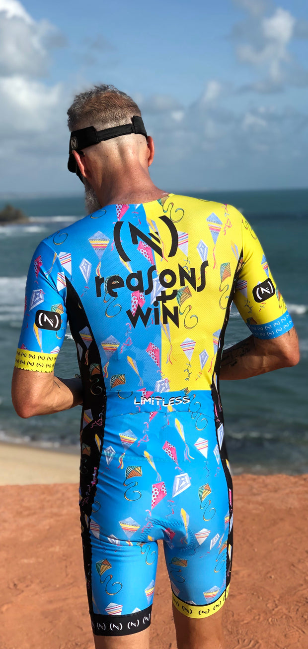 """The Kite"" Hyper Tri-Suit"