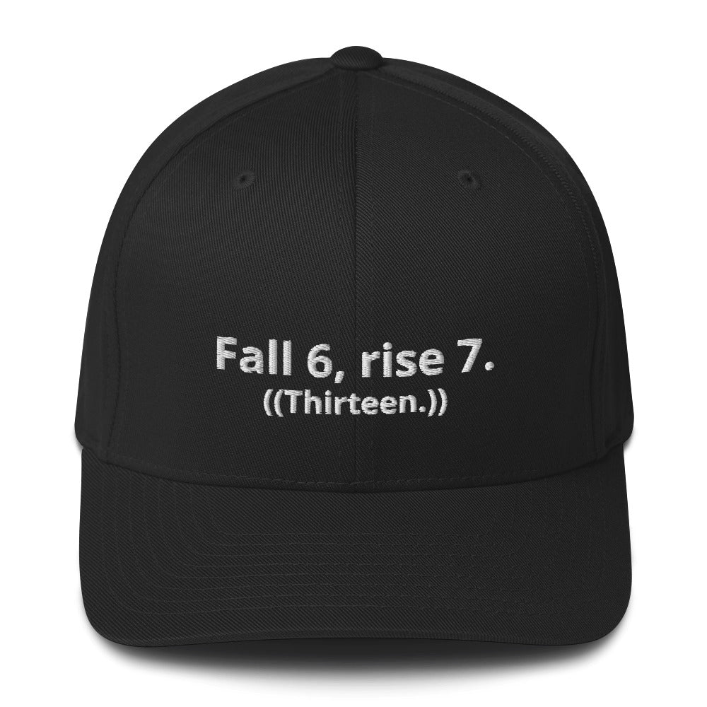 ((Thirteen.)) Fall & Rise Cap