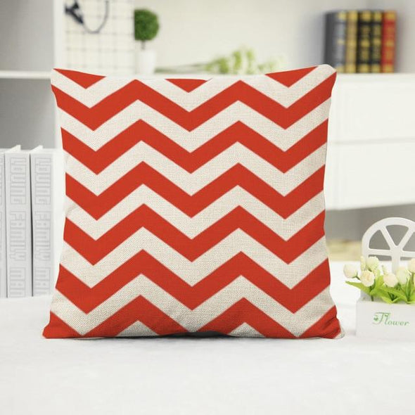 Square Throw Pillow Case