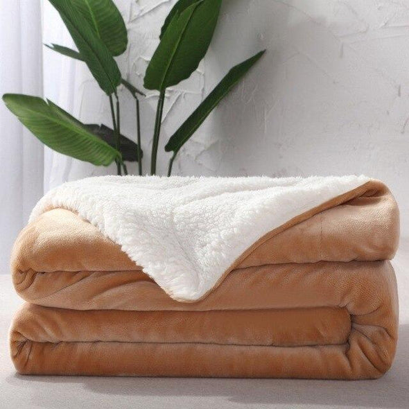 Luxury Warm Thick Blanket