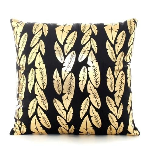 Bronzing Cushion Cover