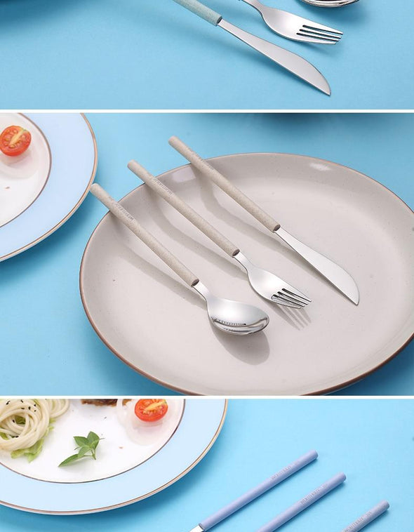 Cutlery 304 Stainless Steel Tableware Set