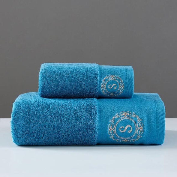 Luxury Five-star Hotel Cotton Bath Towels