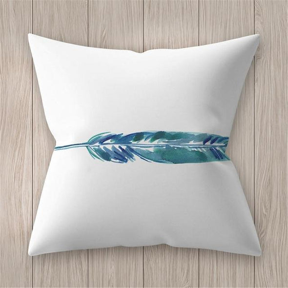Teal Blue Cushion Covers
