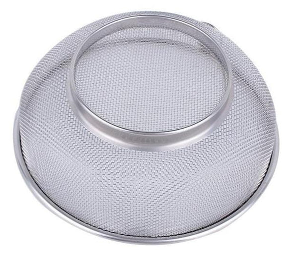 Mesh Stainless Steel Strainers Kitchen Draining