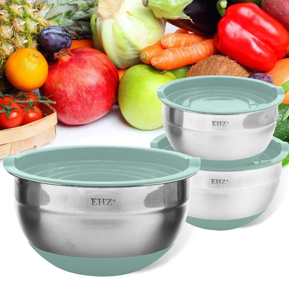 9pcs Mixing Bowl