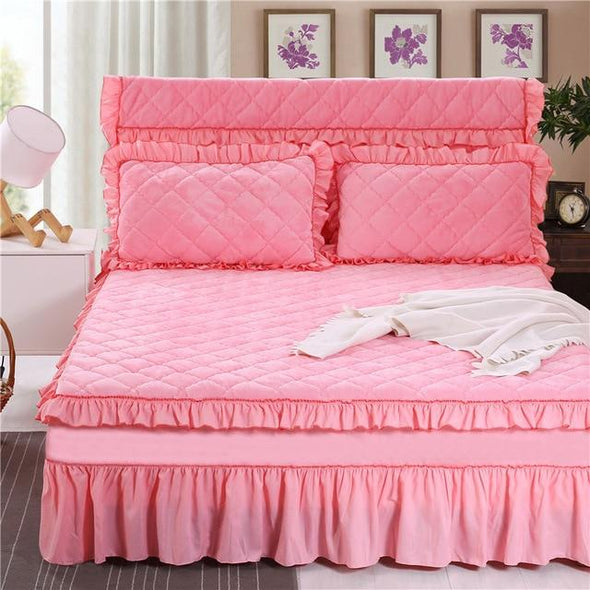 Flannel Cotton Bed Skirts
