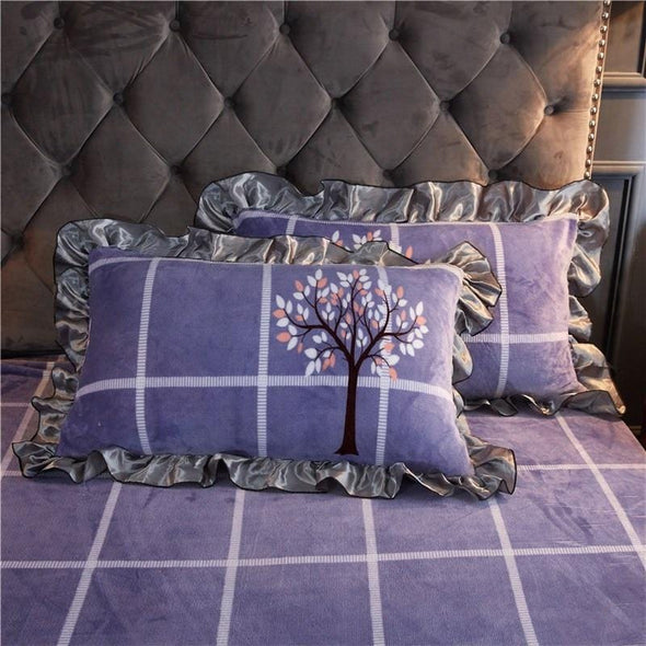 Velvet Softest Bed Cover Set