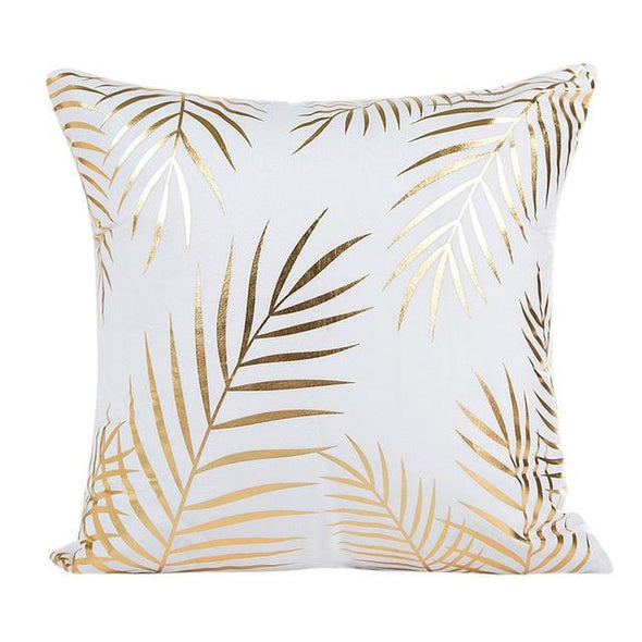 Gold Foil Printing Pillow Cases