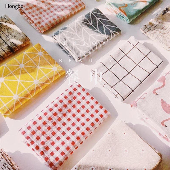 Japanese Fashion Style Table Mats