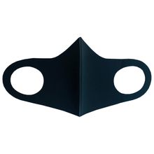 Load image into Gallery viewer, Stretchy Black Face Masks (2 Pack)