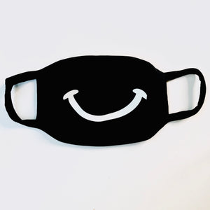 Smile Face Mask with Happy Design