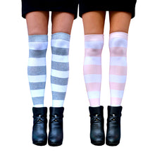 Load image into Gallery viewer, Lolita Thigh High Socks