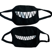 Load image into Gallery viewer, Masks with Teeth Smile (2-Pack)