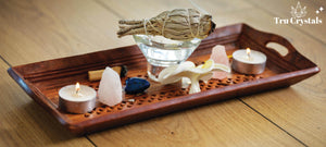 Cleanse your Healing crystals the right way!