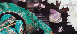 Get stoned with Healing crystals!
