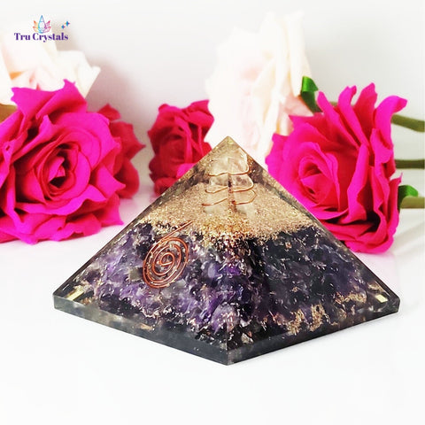 Pyramid for Energy Healing