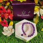 Crystal Bracelets For Couple (Love and Care)