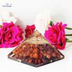 Pyramid To Attract Divine Vibrancy
