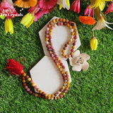 Mookaite Jasper Japa Mala: For Good Health and Immunity