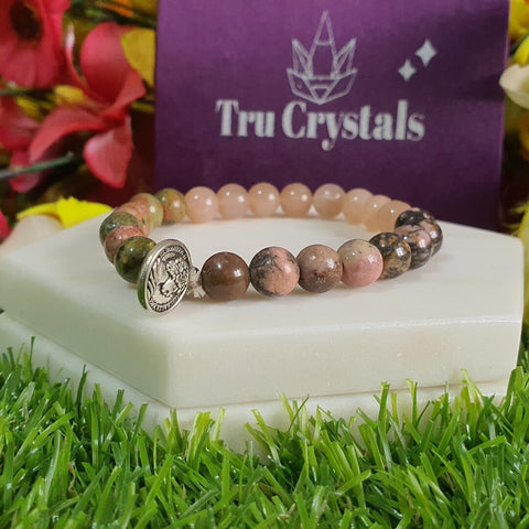 Crystal Bracelet  For Love and Belonging