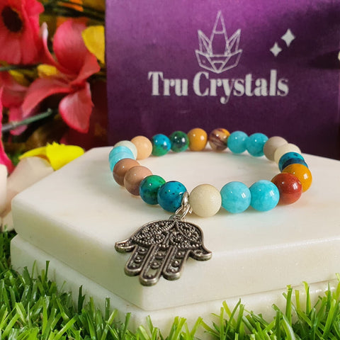 Crystal Bracelet For Overall Health