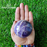 Crystal Spheres & Balls - Amethyst Ball