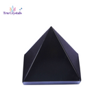 Crystal Pyramids Black Tourmaline