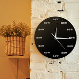 Horloge Originale <br /> Motivation