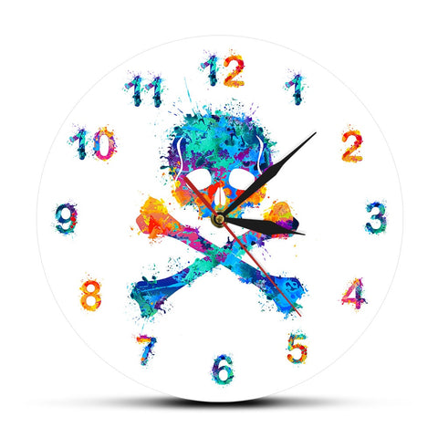 Horloge Originale <br /> Pirate