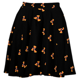 Fall Candy Corn Halloween Skirt