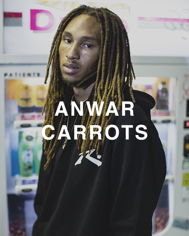 ANWAR CARROTS PLAYLIST