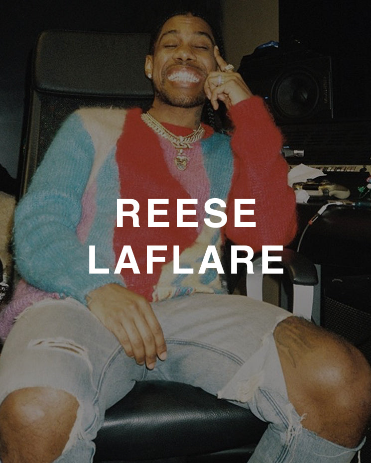 REESE LAFLARE PLAYLIST