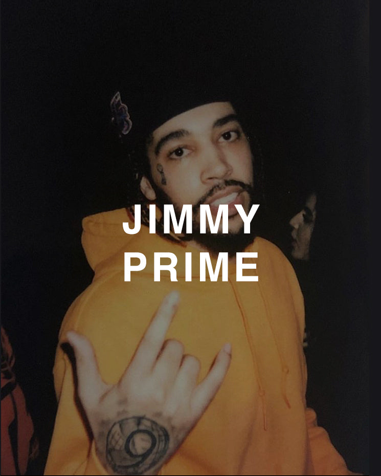 JIMMY PRIME FROM THE 6 PLAYLIST