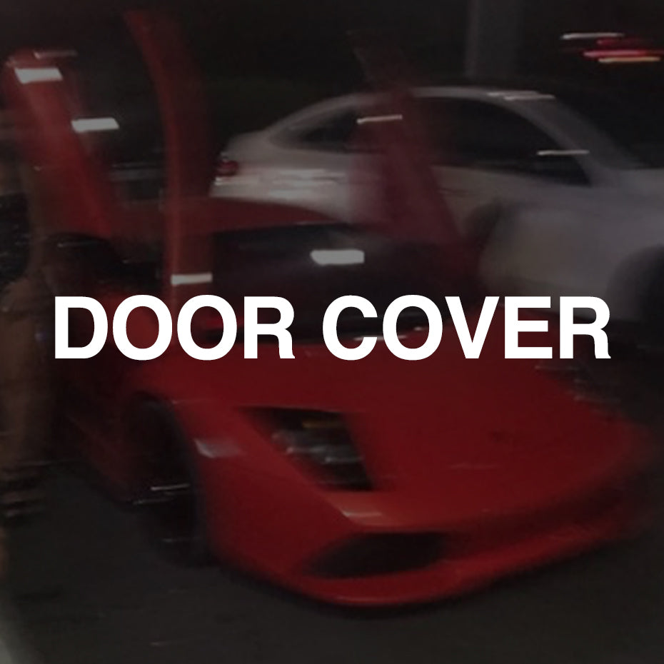 COVER AT DOOR