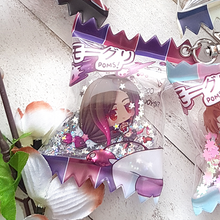 Load image into Gallery viewer, FF Magical Girl Candy Bag Charms