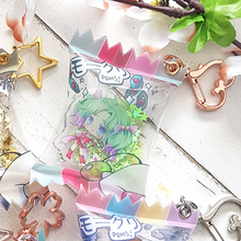 Load image into Gallery viewer, Final Fantasy Magical Girl Candy Bag Charms