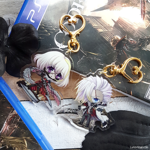 Code Vein Charms