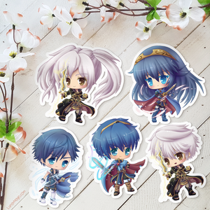 FE Stickers