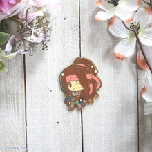 Load image into Gallery viewer, FF Ladies JRPG Cuties Enamel Pins