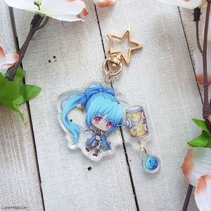 Legend of Dragoon Charms