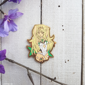 Xenoblade Chronicles 2 Swimsuit Enamel Pins