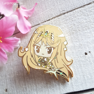 Xenoblade Chronicles 2 Mythra Enamel Pin - Last Chance!