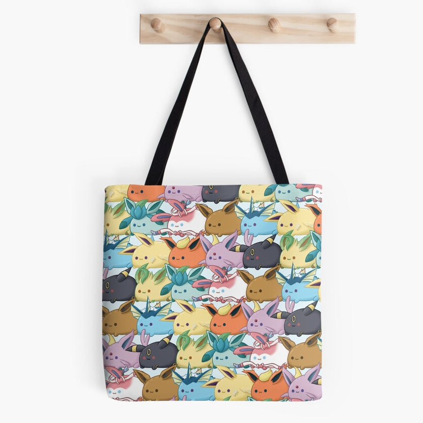 Evolution Friends Nugget Tote Baggy